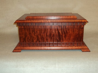 Blackstone Greek Revival Humidor | Handcrafted Humidors