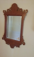 Image Cherry Chippendale Mirror